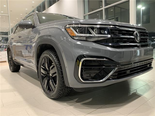 2020 Volkswagen Atlas Cross Sport 3.6 FSI Execline (Stk: V7586) in Saskatoon - Image 1 of 24