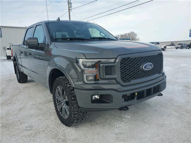 2018 Ford F-150 Lariat (Stk: 20307A) in Wilkie - Image 1 of 24
