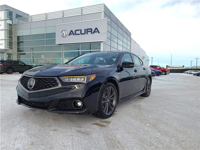 2019 Acura TLX Tech A-Spec (Stk: A4350) in Saskatoon - Image 1 of 4
