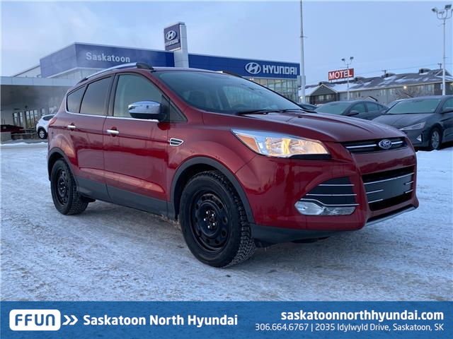 2015 Ford Escape SE (Stk: B7833A) in Saskatoon - Image 1 of 10