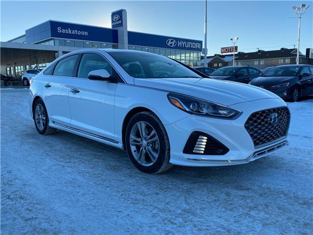 2019 Hyundai Sonata ESSENTIAL (Stk: 50130B) in Saskatoon - Image 1 of 10