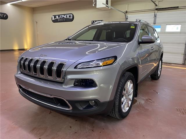2017 Jeep Cherokee Limited (Stk: N21-1B) in Nipawin - Image 1 of 21