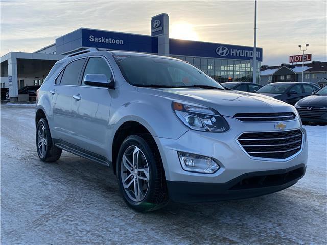 2017 Chevrolet Equinox Premier (Stk: B7825A) in Saskatoon - Image 1 of 12
