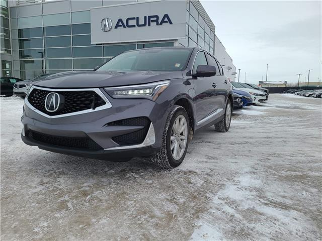 2019 Acura RDX Tech (Stk: A4355) in Saskatoon - Image 1 of 14
