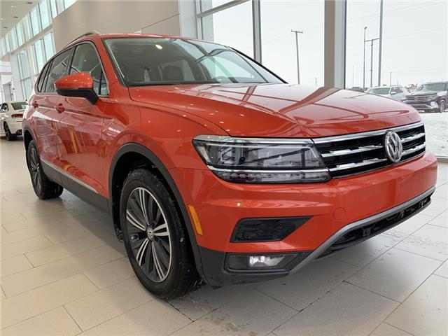 2018 Volkswagen Tiguan Highline (Stk: 71073A) in Saskatoon - Image 1 of 9