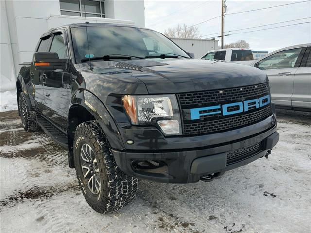 2012 Ford F-150 SVT Raptor (Stk: 9253A) in Wilkie - Image 1 of 22