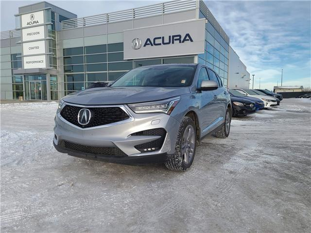 2019 Acura RDX Platinum Elite (Stk: A4356) in Saskatoon - Image 1 of 28