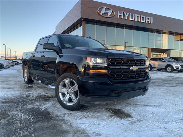 2018 Chevrolet Silverado 1500 Silverado Custom (Stk: H2664A) in Saskatoon - Image 1 of 18