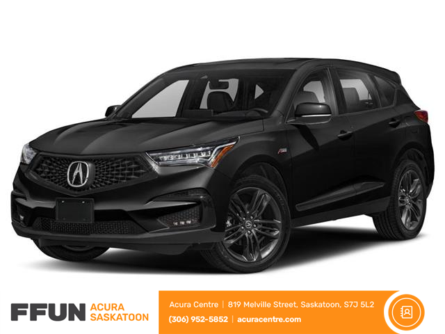 2021 Acura RDX A-Spec (Stk: 60059) in Saskatoon - Image 1 of 9