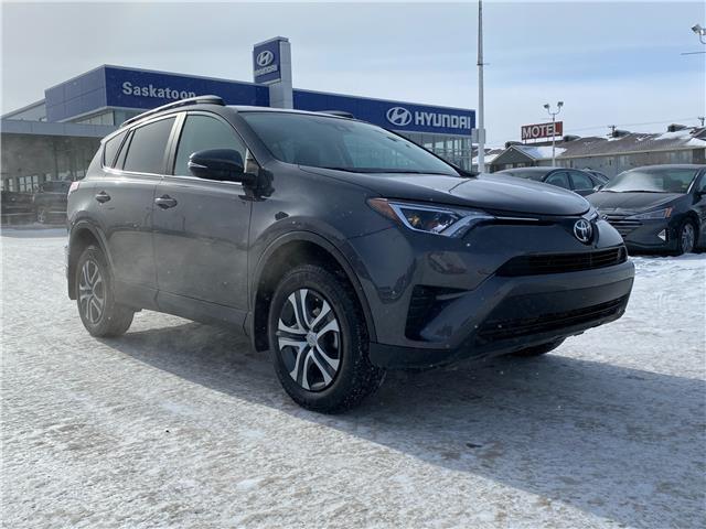 2017 Toyota RAV4 LE (Stk: 50089A) in Saskatoon - Image 1 of 15