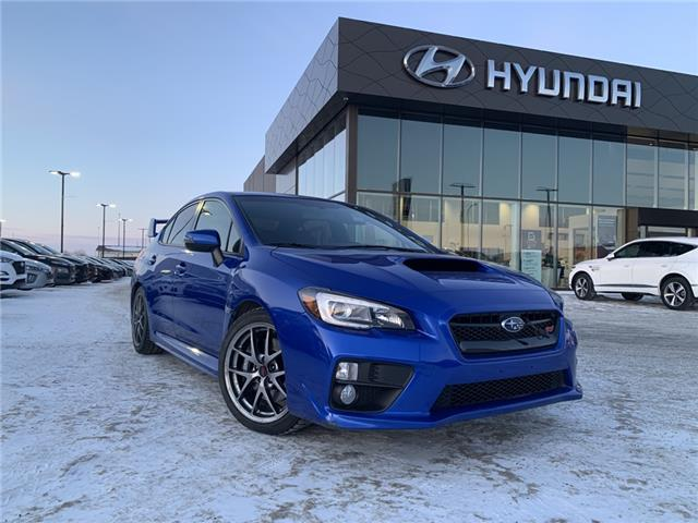 2015 Subaru WRX STI Sport-tech Package (Stk: 40201A) in Saskatoon - Image 1 of 12