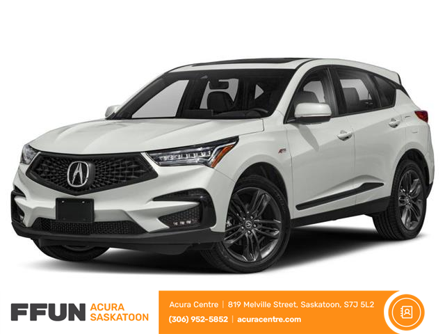 2021 Acura RDX A-Spec (Stk: 60068) in Saskatoon - Image 1 of 9
