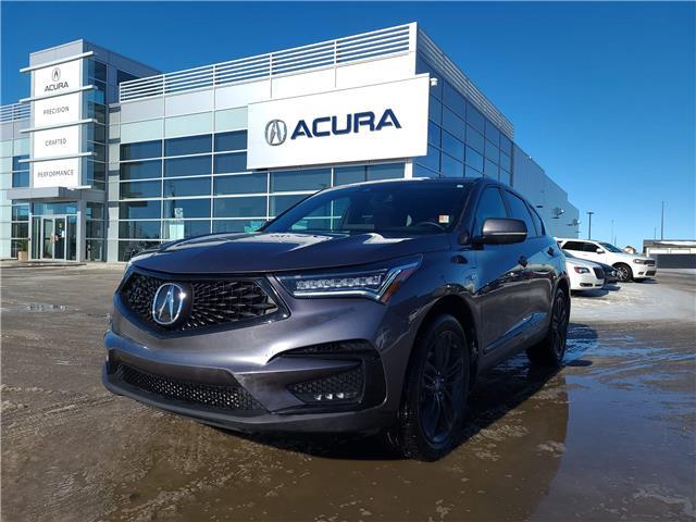 2019 Acura RDX A-Spec (Stk: A4371) in Saskatoon - Image 1 of 27