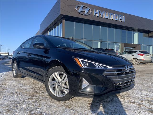 2020 Hyundai Elantra  (Stk: H2691) in Saskatoon - Image 1 of 3