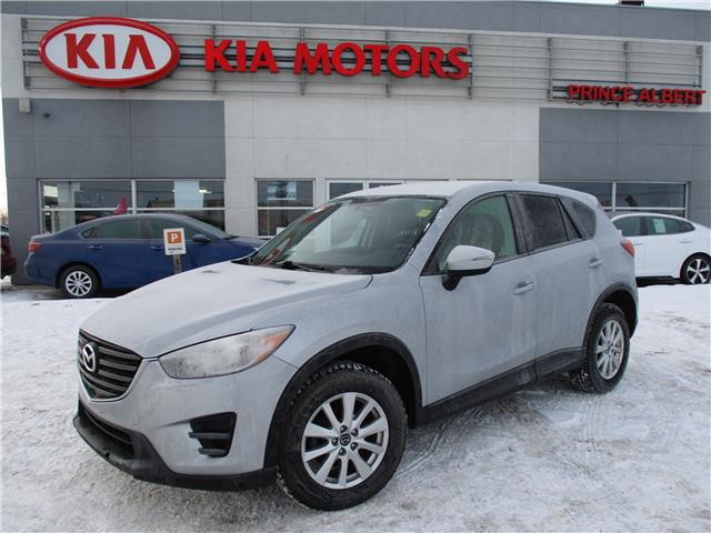 2016 Mazda CX-5 GX (Stk: 41036A) in Prince Albert - Image 1 of 11