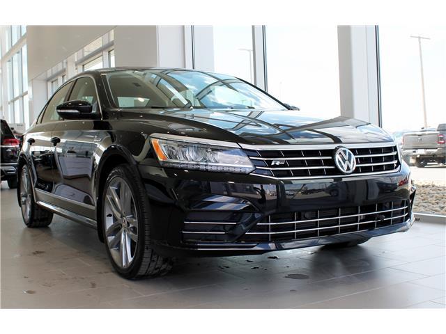 2019 Volkswagen Passat Wolfsburg Edition (Stk: V7638) in Saskatoon - Image 1 of 22