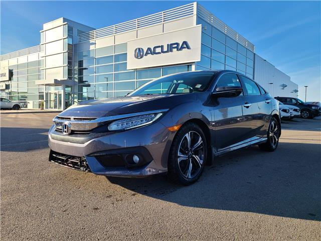 2018 Honda Civic Touring (Stk: 50126A) in Saskatoon - Image 1 of 10