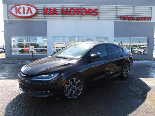 2016 Chrysler 200 S (Stk: 41074A) in Prince Albert - Image 1 of 20