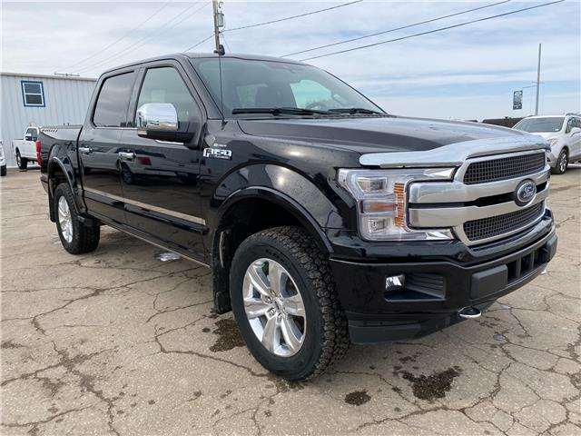 2020 Ford F-150 Platinum (Stk: 21116A) in Wilkie - Image 1 of 25