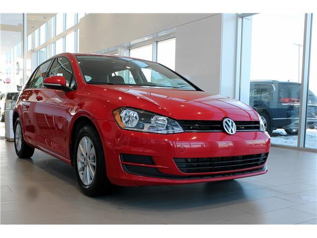2016 Volkswagen Golf 1.8 TSI Trendline (Stk: 71116A) in Saskatoon - Image 1 of 6