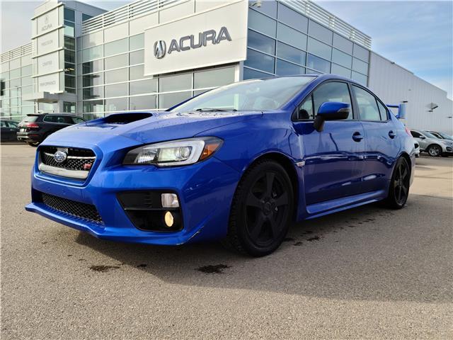 2016 Subaru WRX STI Sport Package (Stk: 50124B) in Saskatoon - Image 1 of 19