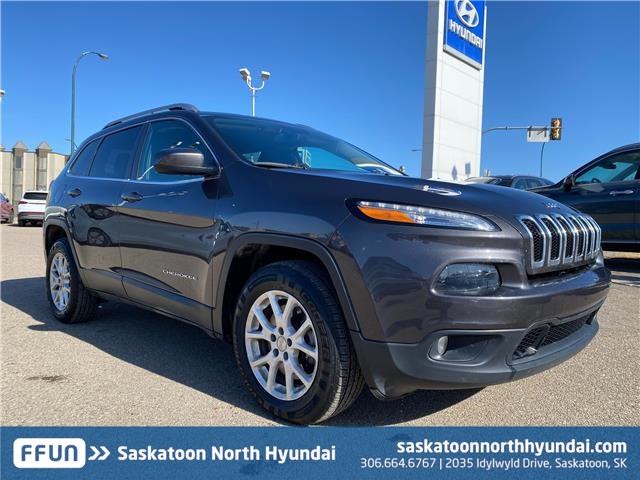 2016 Jeep Cherokee North (Stk: 50294A) in Saskatoon - Image 1 of 18