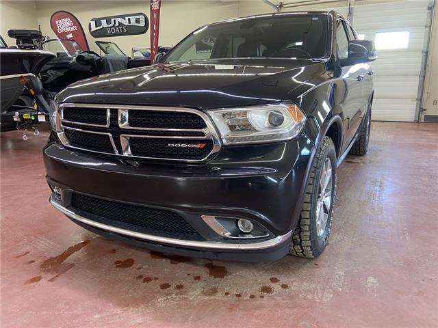 2014 Dodge Durango Limited (Stk: T20-17B) in Nipawin - Image 1 of 20