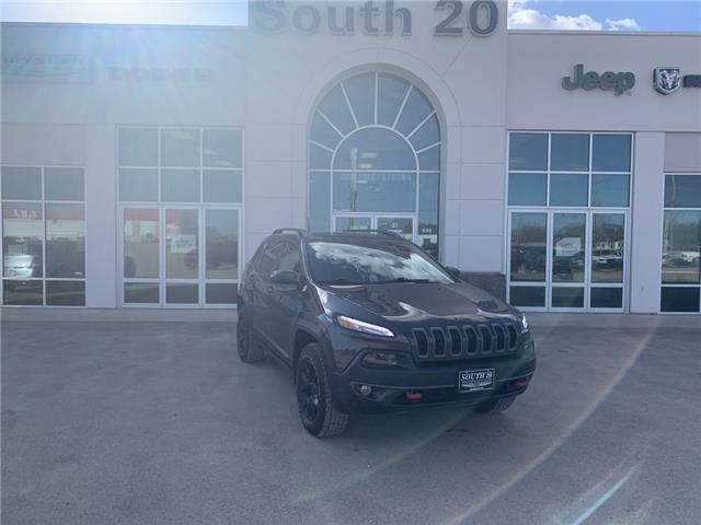 2016 Jeep Cherokee Trailhawk (Stk: B0170) in Humboldt - Image 1 of 22