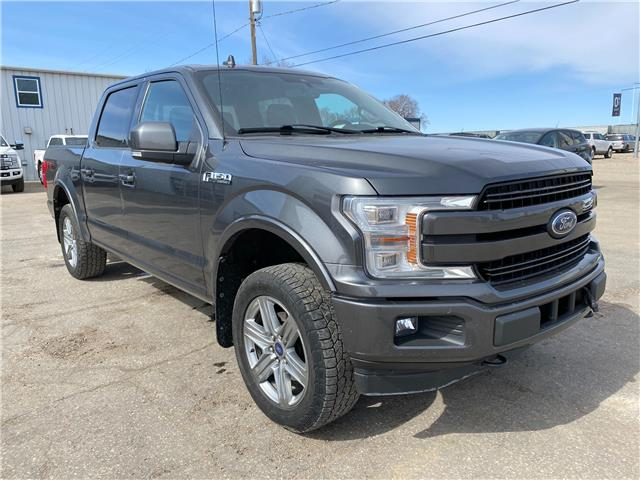 2018 Ford F-150 Lariat (Stk: 21U121) in Wilkie - Image 1 of 25