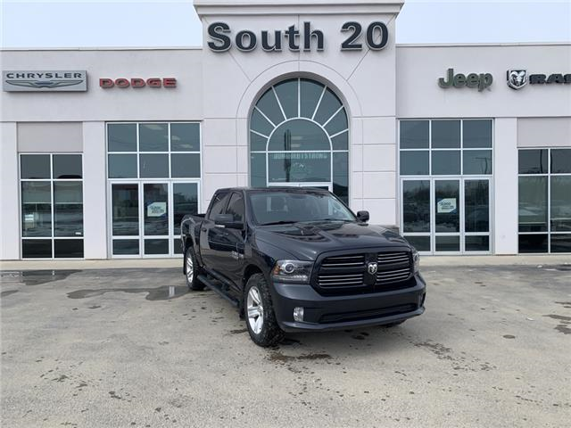 2013 RAM 1500 Sport (Stk: 41040A) in Humboldt - Image 1 of 22