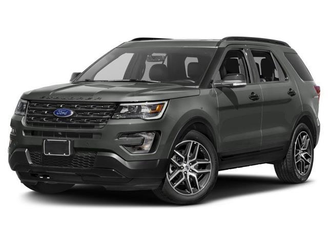 2017 Ford Explorer Sport (Stk: F0235) in Saskatoon - Image 1 of 9