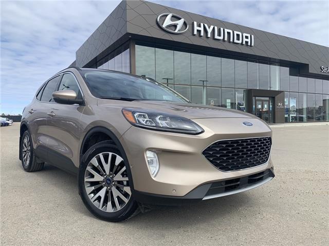 2020 Ford Escape Titanium Hybrid (Stk: H2720) in Saskatoon - Image 1 of 24