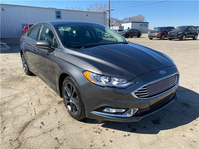 2018 Ford Fusion SE (Stk: 20U180) in Wilkie - Image 1 of 21
