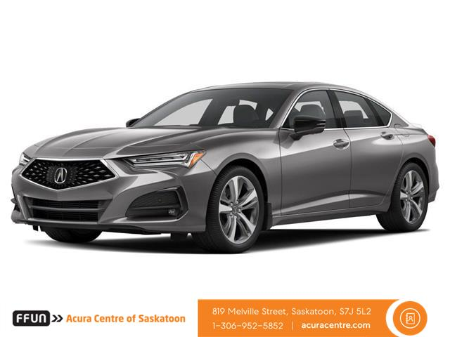 2021 Acura TLX Platinum Elite (Stk: 60089) in Saskatoon - Image 1 of 2