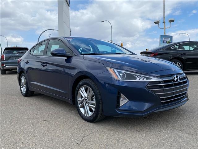 2019 Hyundai Elantra Preferred (Stk: B7880) in Saskatoon - Image 1 of 19