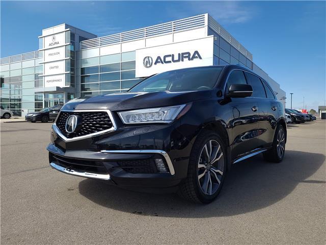 2019 Acura MDX Elite 5J8YD4H0XKL804943 A4393A in Saskatoon