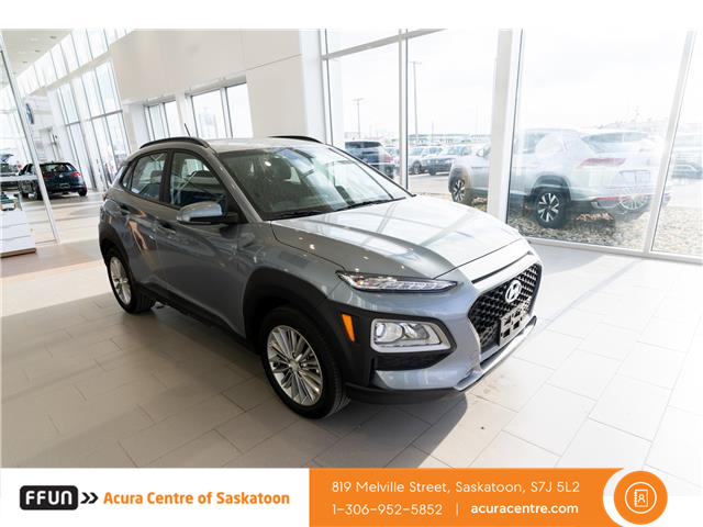 2020 Hyundai Kona 2.0L Preferred (Stk: V7693) in Saskatoon - Image 1 of 9