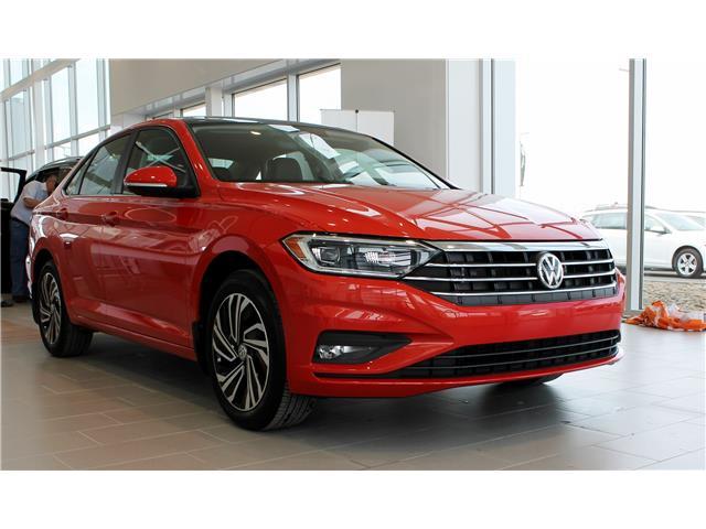 2019 Volkswagen Jetta 1.4 TSI Execline (Stk: V7694A) in Saskatoon - Image 1 of 22