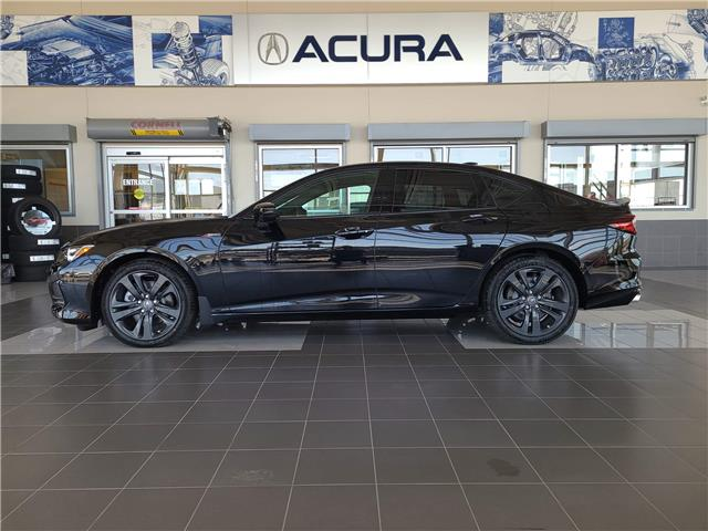 2021 Acura TLX A-Spec (Stk: 60080) in Saskatoon - Image 1 of 14