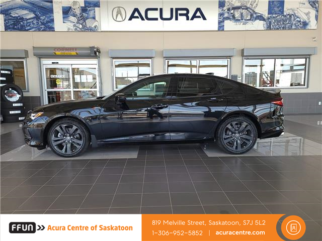 2021 Acura TLX A-Spec (Stk: 60039) in Saskatoon - Image 1 of 19