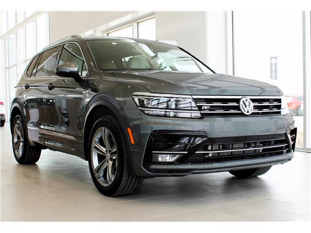2019 Volkswagen Tiguan Highline (Stk: 71061A) in Saskatoon - Image 1 of 21