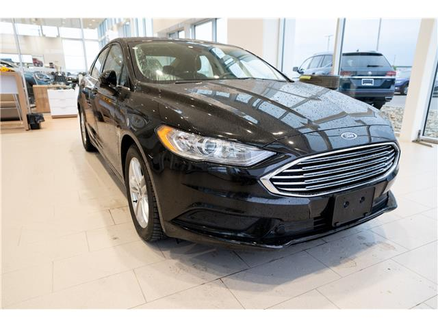 2018 Ford Fusion SE (Stk: F0400) in Saskatoon - Image 1 of 5