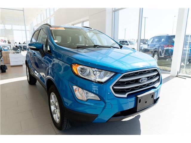 2019 Ford EcoSport SE (Stk: V7801) in Saskatoon - Image 1 of 5