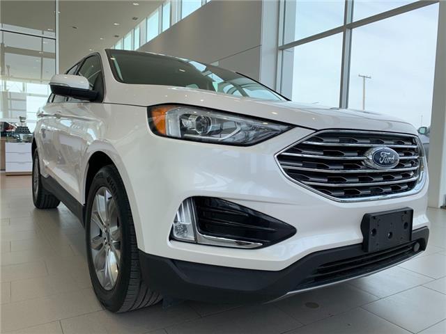2019 Ford Edge Titanium (Stk: V7788) in Saskatoon - Image 1 of 20