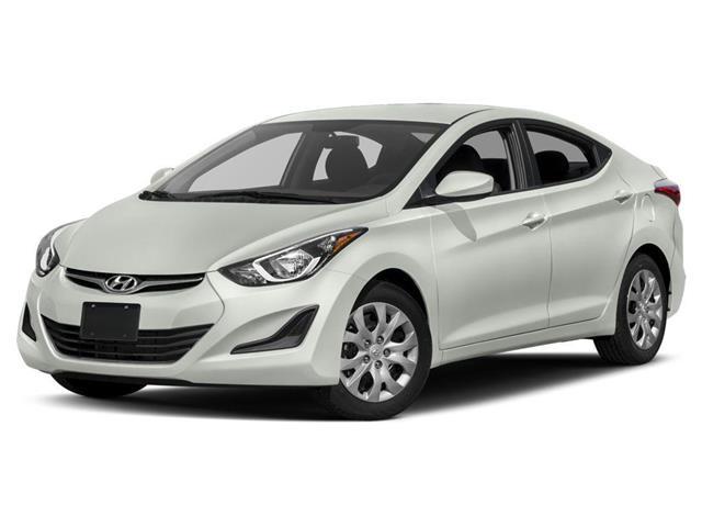 2016 Hyundai Elantra Sport Appearance (Stk: 40339B) in Saskatoon - Image 1 of 9