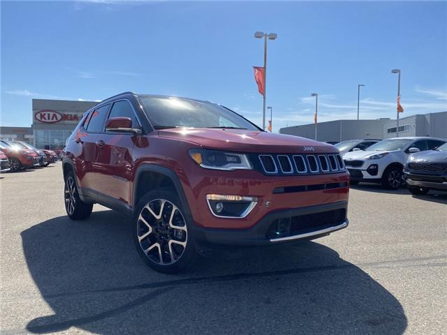 2018 Jeep Compass Limited (Stk: 41339A) in Saskatoon - Image 1 of 17