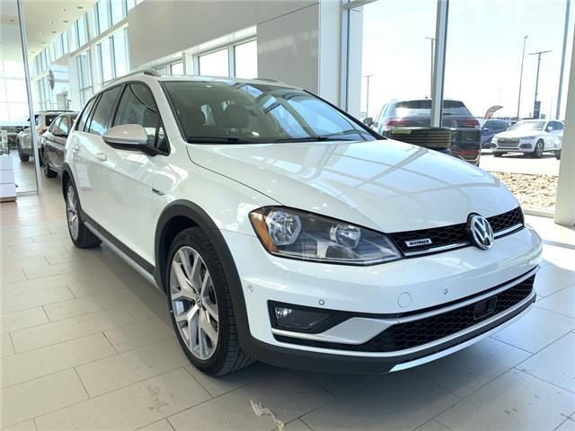 2017 Volkswagen Golf Alltrack 1.8 TSI (Stk: F0322) in Saskatoon - Image 1 of 13