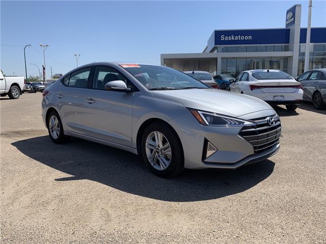 2020 Hyundai Elantra Preferred (Stk: B7961) in Saskatoon - Image 1 of 11