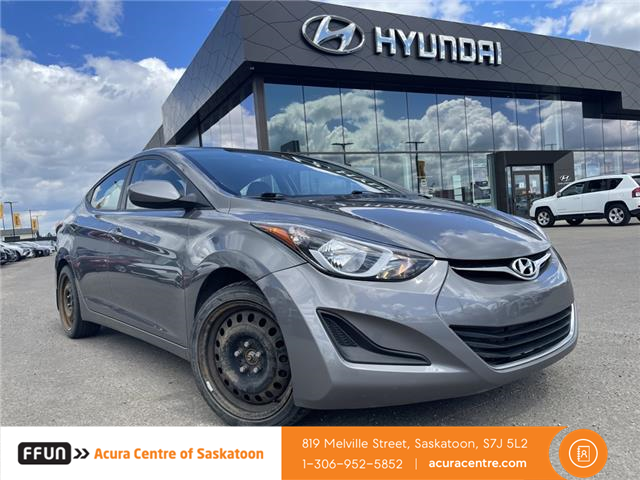 2014 Hyundai Elantra GL (Stk: 40369A) in Saskatoon - Image 1 of 16