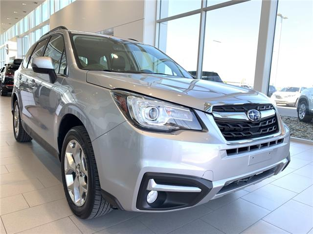 2018 Subaru Forester 2.5i Touring (Stk: F0324) in Saskatoon - Image 1 of 10